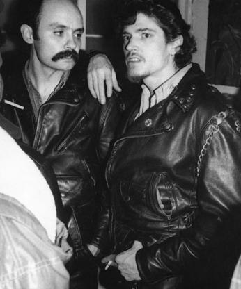 Robert Mapplethorpe e Jack Fritscher, 1974