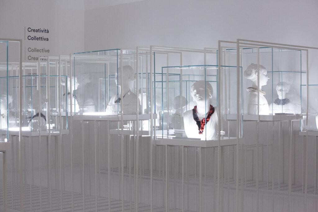 Dettagli della mostra Brilliant alla Triennale di Milano