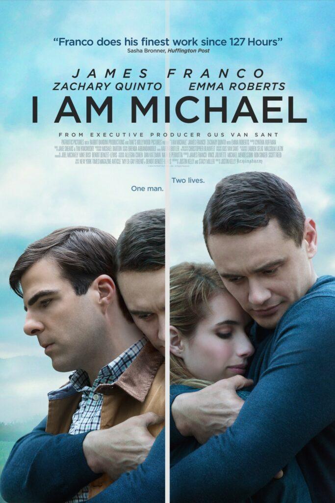 I am Michael locandina del film trailer italiano