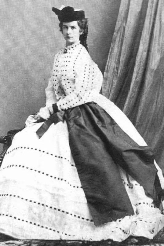 Elisabetta di Baviera detta Sissi Imperatrice d'Austria
