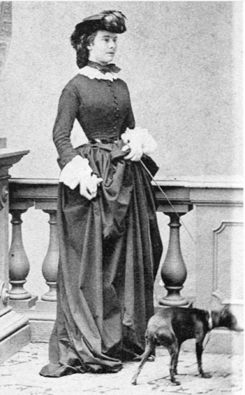 vitino da vespa di Sissi Elisabetta d'Austria